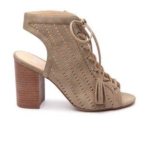 Jessica Simpson Tinnay Block Heel Sandal